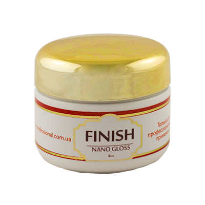 Финиш Finish nano-gloss, 6 мл