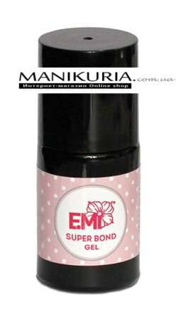 Бонд гель E.MI Super Bond Gel, 10 г