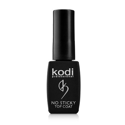 Верхнее покрытие Kodi Professional No sticky top coat без липкого слоя, 12 мл