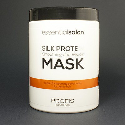 Маска Profis Silk Protein Smoothing and Repair Mask разглаживающая протеиновая восстанавливающая, 1000 мл