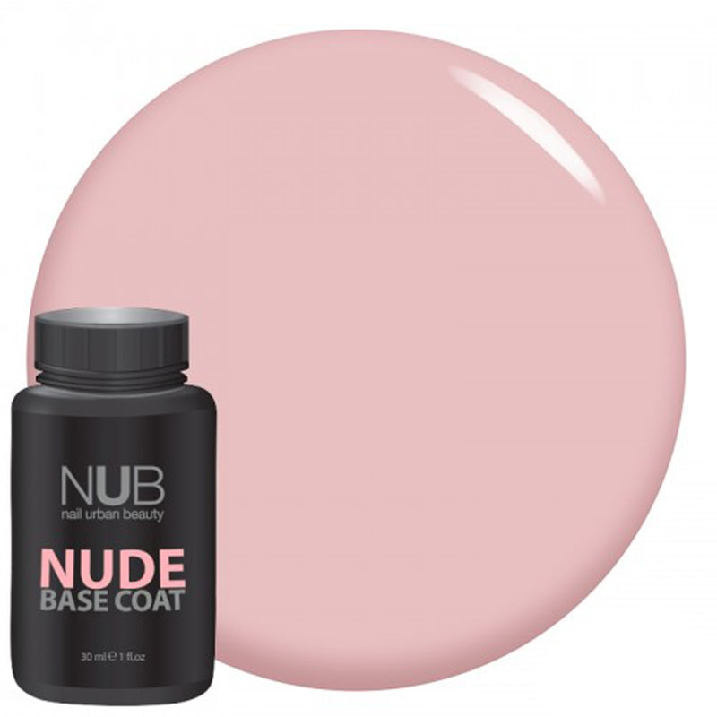 NUB nude base coat база каучук №03 30 мл